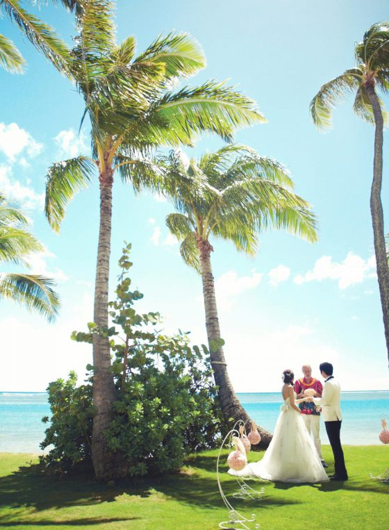 Hawaii Wedding Packages.Hawaii Beach Wedding Std 하와이웨딩 라벨라하와이